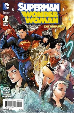 Superman/Wonder Woman 1-A