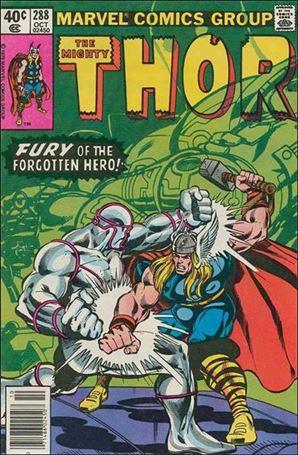 Thor (1966) 288-A