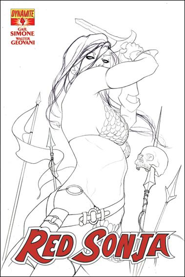 Red Sonja (2013) 4-D by Dynamite Entertainment