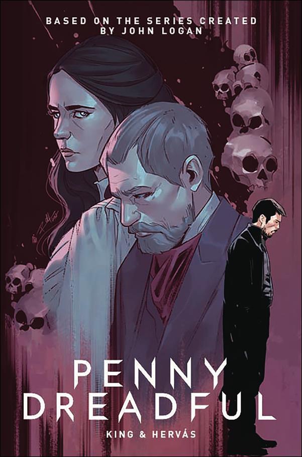 Penny Dreadful (2017) 12-A by Titan