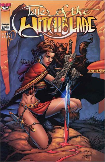Tales of the Witchblade 6-A by Top Cow