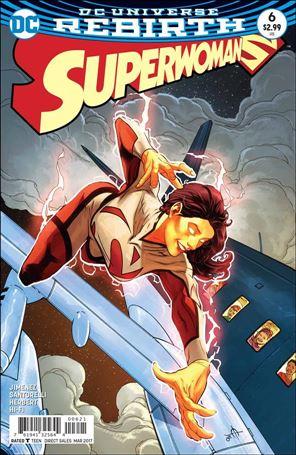 Superwoman 6-B