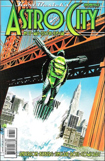 Kurt Busiek's Astro City (1996) 17-A by Homage Comics