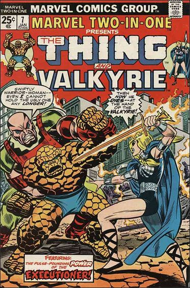 Marvel Two-in-One (1974) 7-A by Marvel