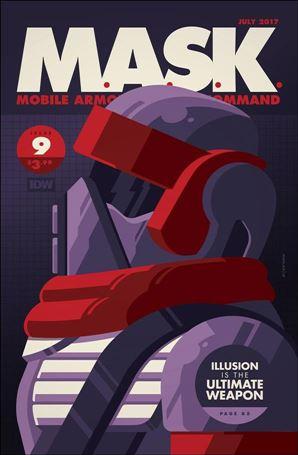 M.A.S.K.: Mobile Armored Strike Kommand 9-B