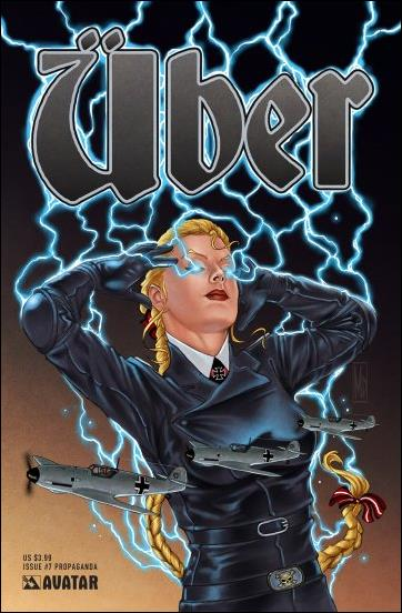 Uber 7-C by Avatar Press