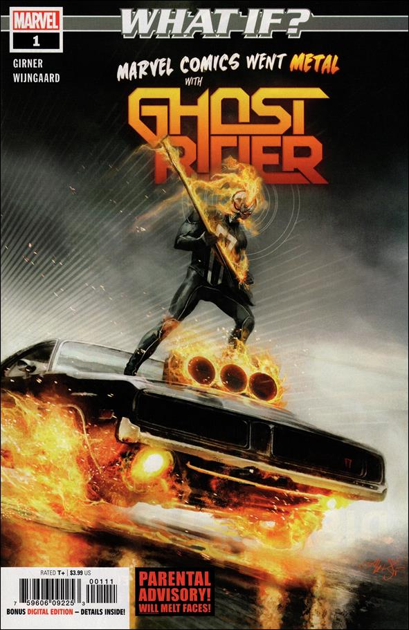 What If? Ghost Rider 1-A by Marvel