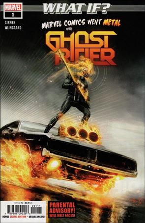 What If? Ghost Rider 1-A