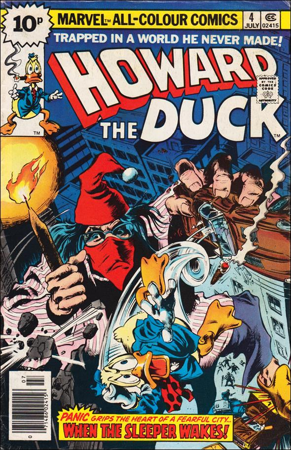 Howard the Duck (1976) 4-C by Marvel