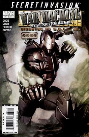 Iron Man: Director of S.H.I.E.L.D. 34-A
