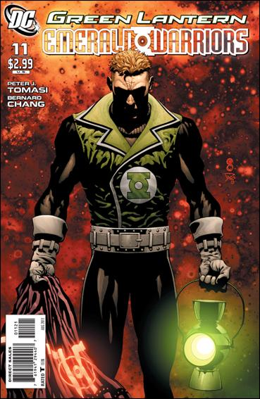 Green Lantern: Emerald Warriors 11-B by DC