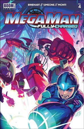 Mega Man: Fully Charged 4-A