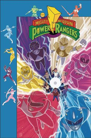 Mighty Morphin Power Rangers 27-B