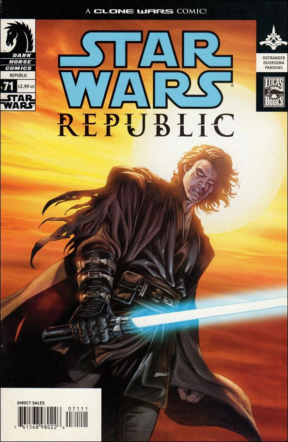 Star Wars/Star Wars Republic 71-A by Dark Horse