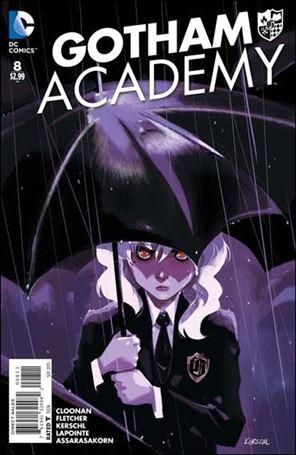 Gotham Academy 8-A