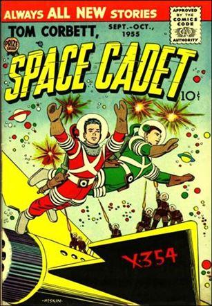 Tom Corbett, Space Cadet (1955) 3-A