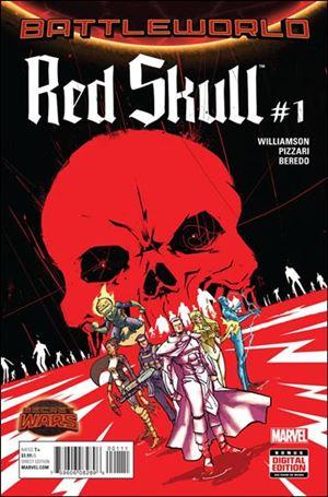 Red Skull (2015) 1-A