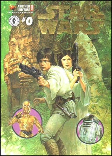 Star Wars/Star Wars Republic 0-B by Dark Horse