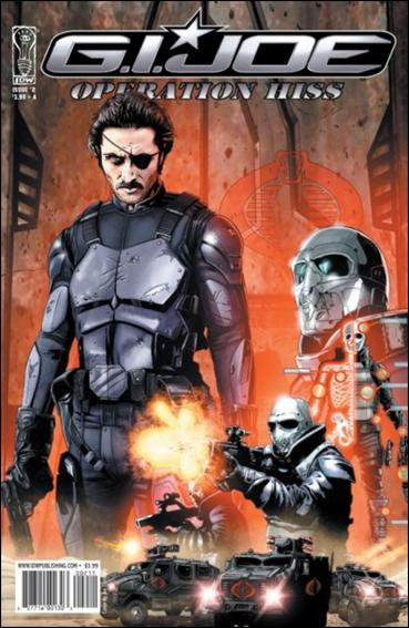G.I. Joe: Operation HISS 2-A by IDW