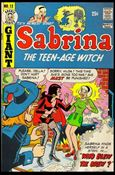 Sabrina the Teenage Witch (1971) 12-A