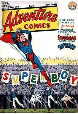 Adventure Comics (1938) 143-A by DC