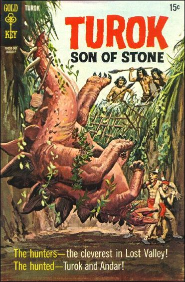 Turok, Son of Stone (1956) 68-A by Gold Key