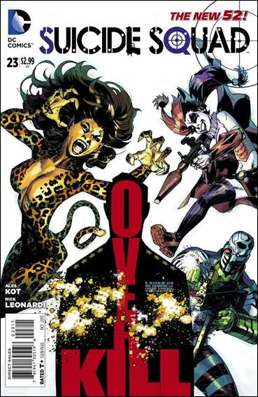 Suicide Squad (2011) 23-A by DC