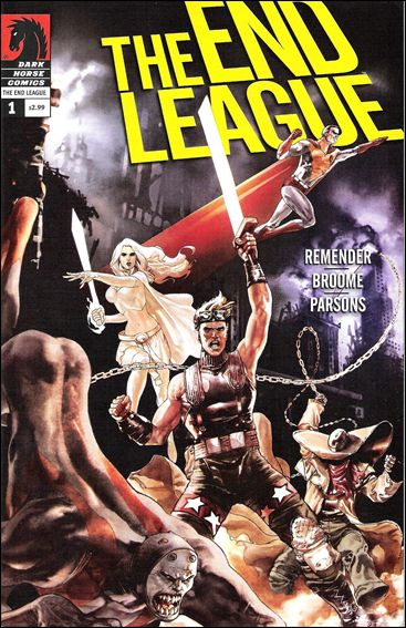 End League 1-A by Dark Horse
