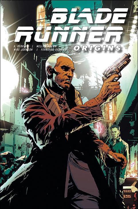 Blade Runner Origins 6-A by Titan