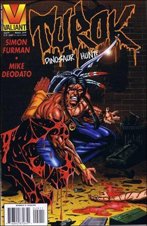 Turok, Dinosaur Hunter (1993) 29-A