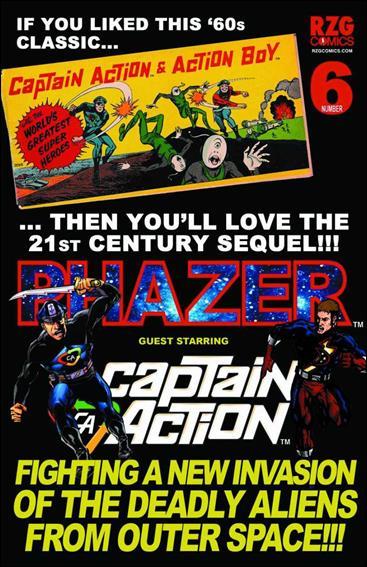 Phazer 6-A by RZG Comics