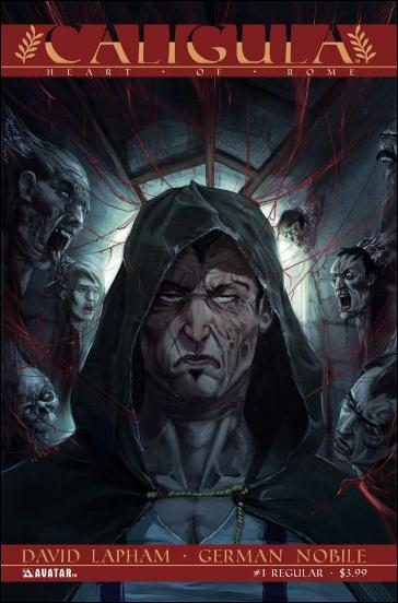Caligula: Heart of Rome 1-A by Avatar Press