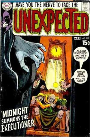 Unexpected (1968) 117-A