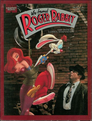 Marvel Graphic Novel: Who Framed Roger Rabbit? nn-A by Marvel