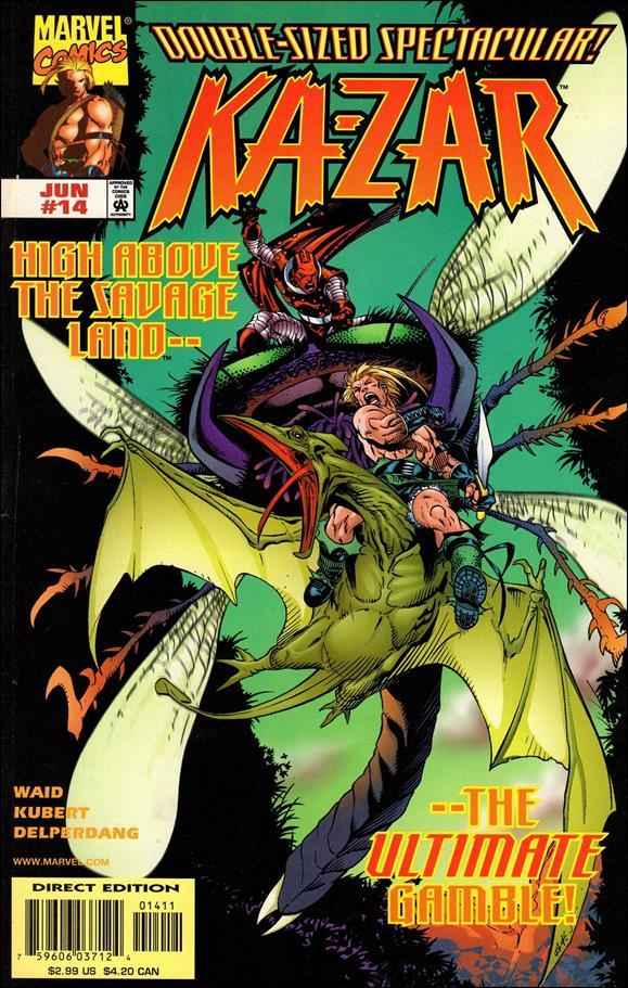 Ka-Zar (1997) 14-A by Marvel