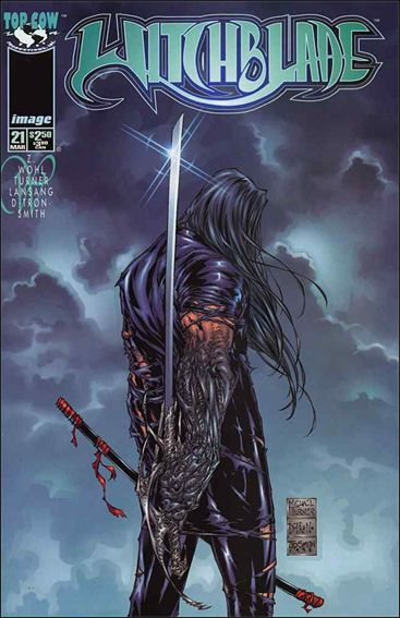 Witchblade 21-A by Top Cow