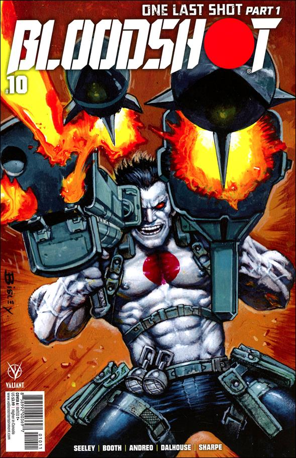 Bloodshot (2019) 10-A by Valiant Entertainment