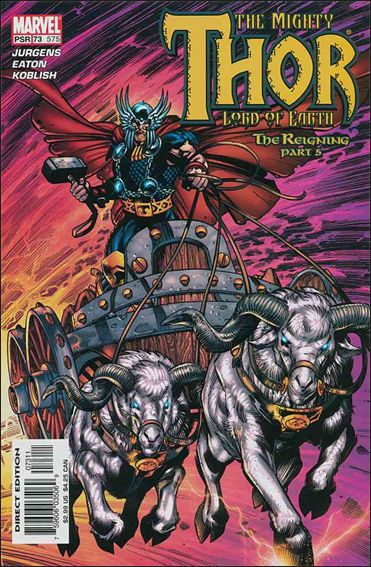 Thor (1998) 73-A by Marvel