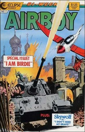 Airboy 11-A