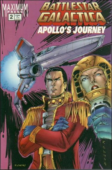 Battlestar Galactica: Apollo's Journey 2-A by Maximum Press