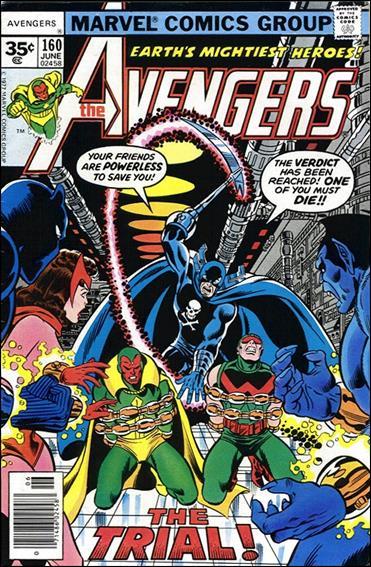 Avengers (1963) 160-B by Marvel