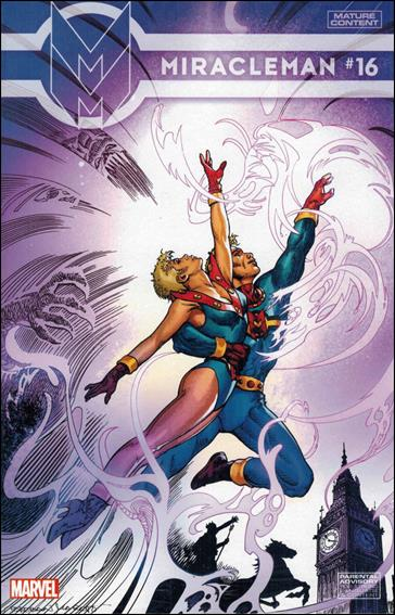 Miracleman (2014) 16-E by Marvel