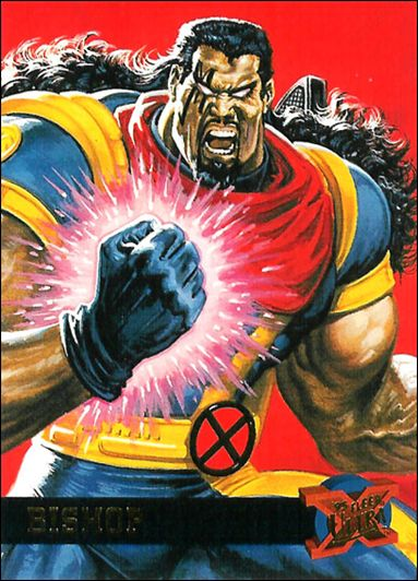 1995 Fleer Ultra X-Men (Base Set) 6-A by Fleer