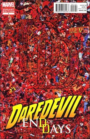 Daredevil: End of Days 1-D by Marvel
