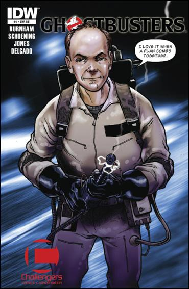 Ghostbusters (2011) 1-F by IDW