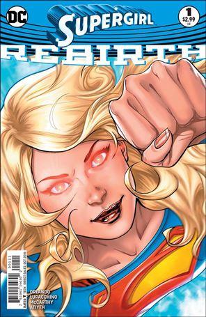 Supergirl: Rebirth 1-A