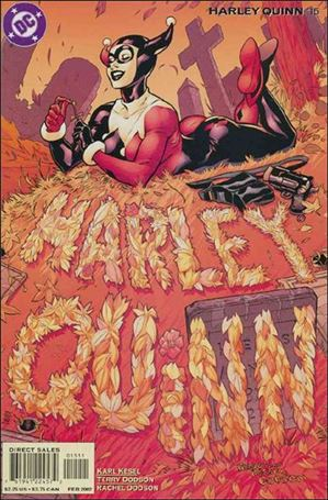 Harley Quinn (2000) 15-A