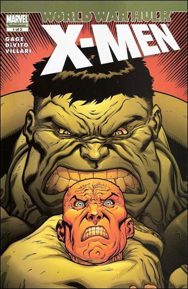 World War Hulk: X-Men 1-A by Marvel