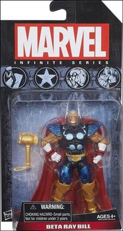 Marvel Infinite Series Beta Ray Bill