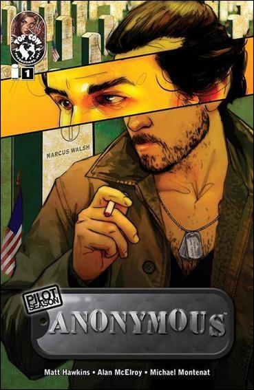 Pilot Season: Anonymous 1-A by Top Cow